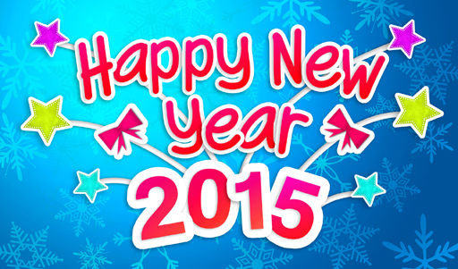 Happy New Year 2015 Spray preview