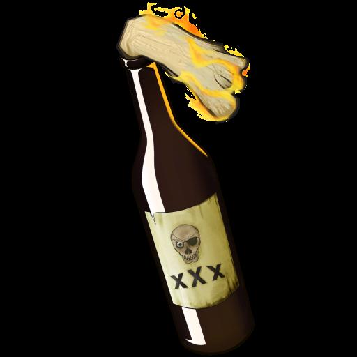 Molotov Cock (tail)
