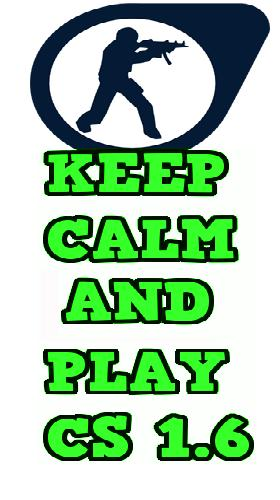 KEEP CALM AND PLAY CS1.6 Spray preview