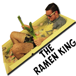 The Ramen King Team Fortress 2 Sprays