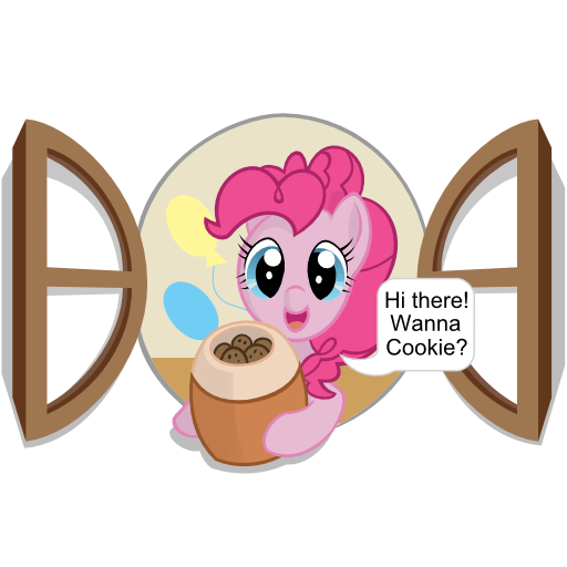 Wanna Cookie? Spray preview