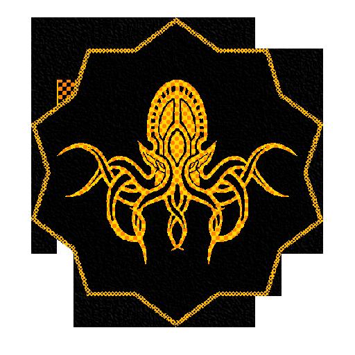 Cthulhu Logo Spray Spray preview