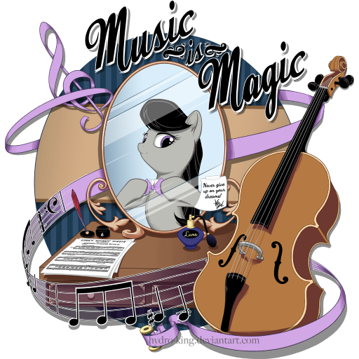 Music is Magic (Octavia) Spray preview