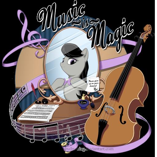 Music is Magic (Octavia)