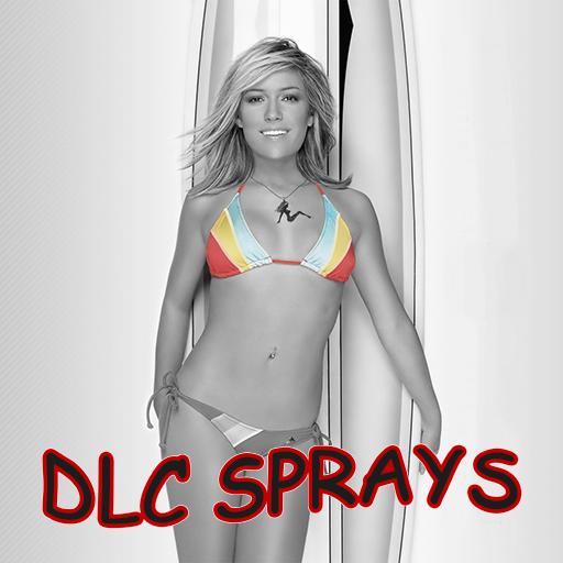 DLC Sprays Surfer Girl Spray preview