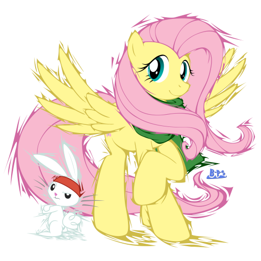 Flutter Race (Fluttershy) Spray preview