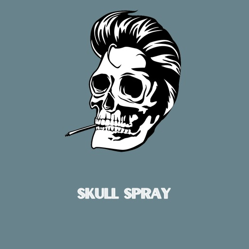 Skull Spray Spray preview
