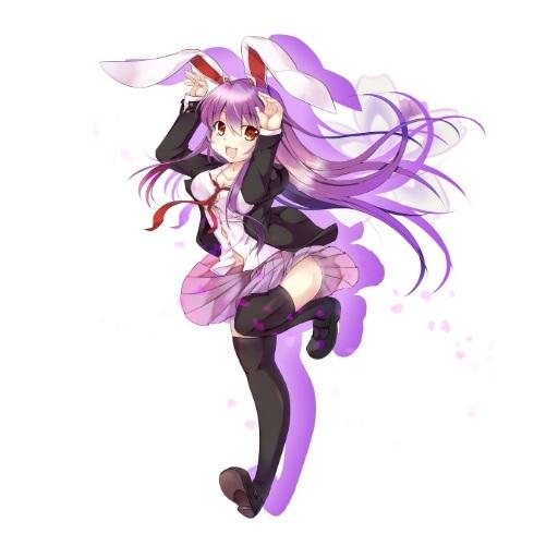 Rabbit Girl - Reisen Udongein Inaba Spray preview
