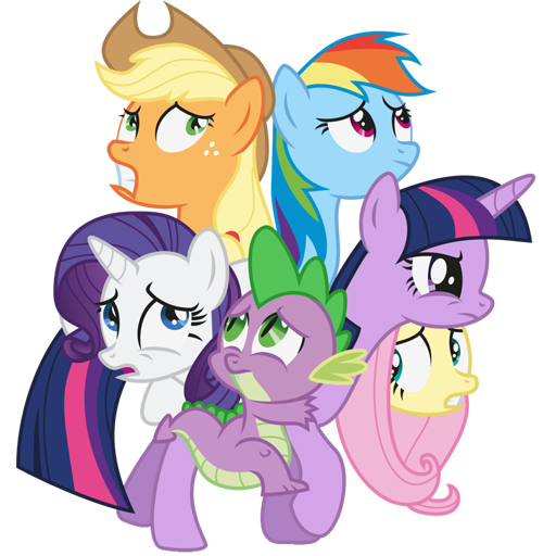 Scared Ponies (Pack) Spray preview