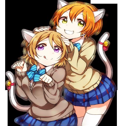 Love Live! Catgirls Spray preview