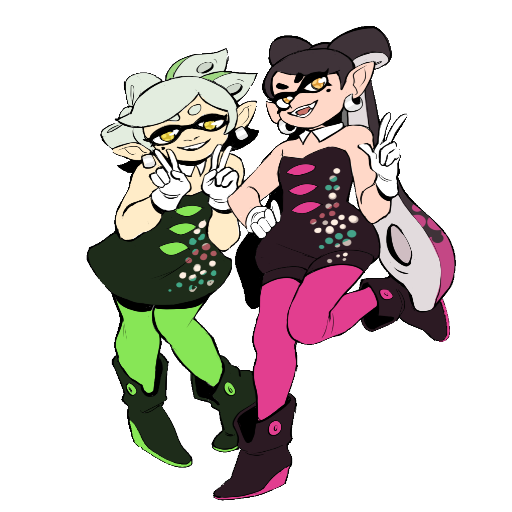 Callie and Marie Spray preview