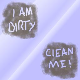 Grimy sprays