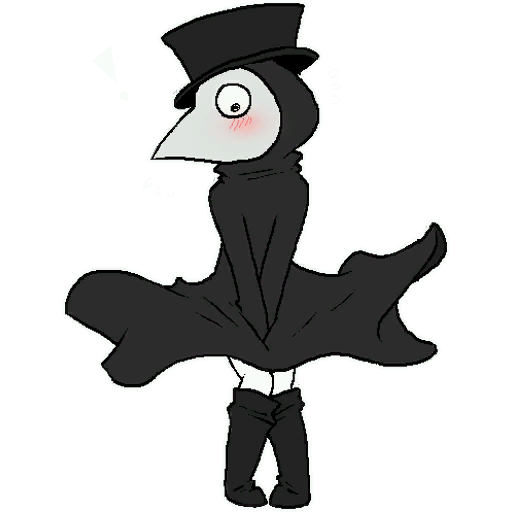 Plague Girl