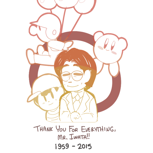 Rest in peace Iwata