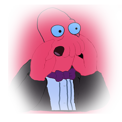 "Zoidberg ""And you should feel bad"" Spray preview"