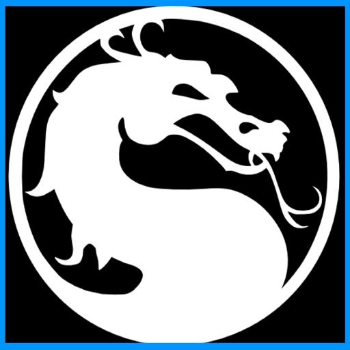 Mortal Kombat Logo Spray preview