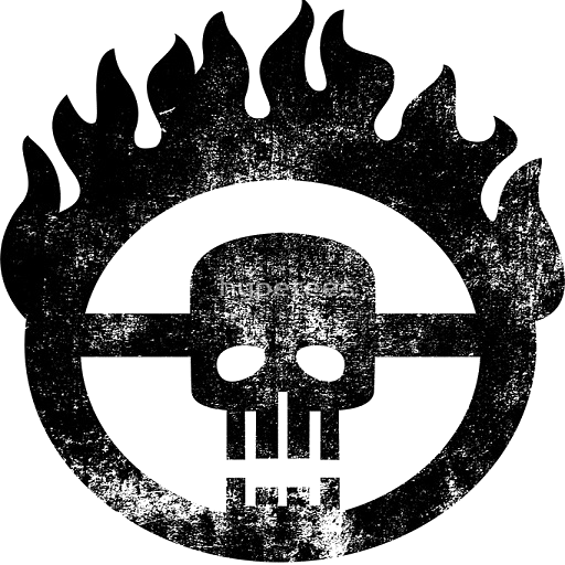 Mad Max: Fury Road warboys logo Spray preview