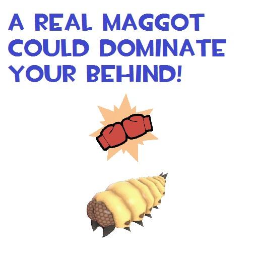 Dominating Maggot Spray preview