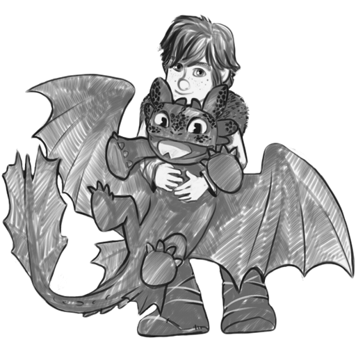 httyd babies Spray preview
