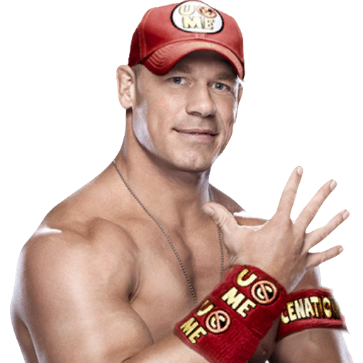 John Cena Fading Spray