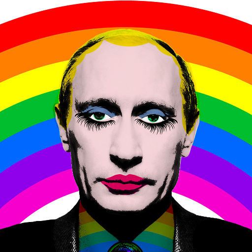 Putin GayPride [Transparent]