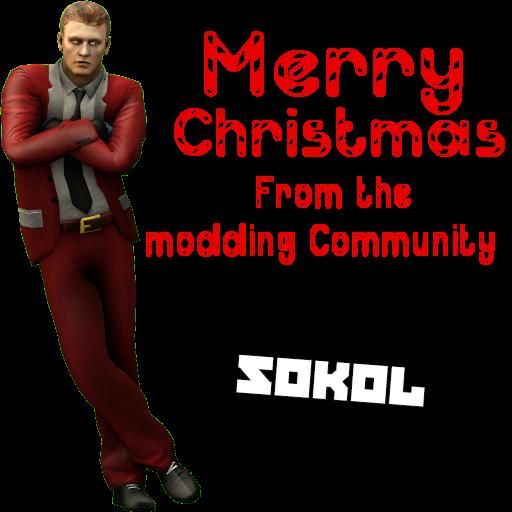 Merry Sokol Christmas