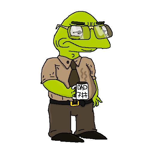 Joel's Dad ( Kermit Dad )