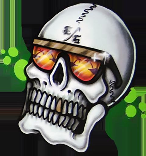 Vacation Skull