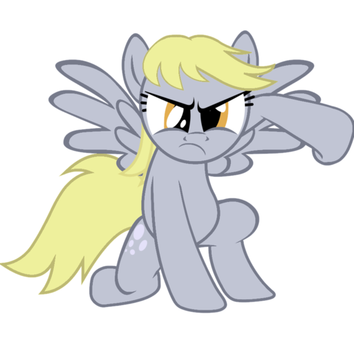 Mad_Derpy_Hooves Spray preview