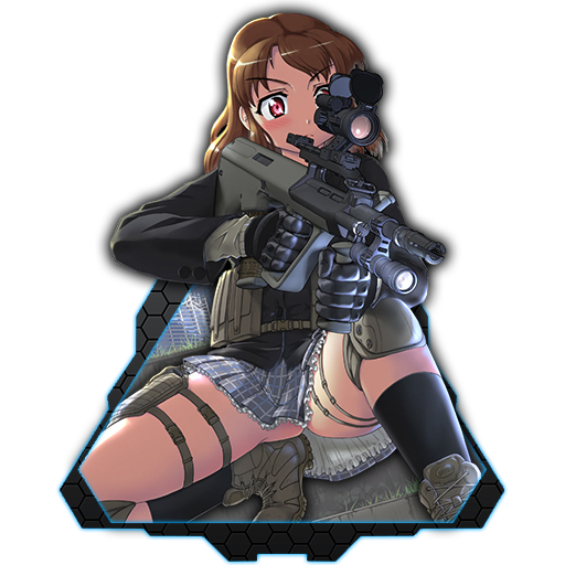 mercenary girl preview