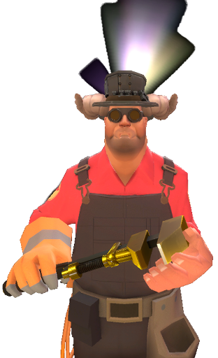 Sir Coco, the Engineer Spray preview