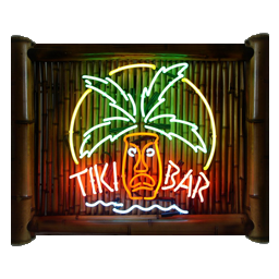 Tiki Bar Spray