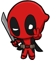 DeadPool_Chibi Spray preview