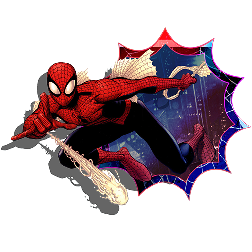 Spider-Man Spray preview