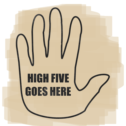Internet high five Spray preview