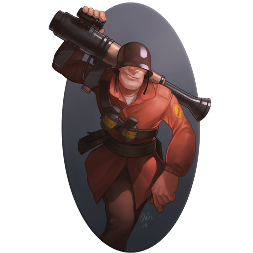 Direct Hit Soldier Spray preview