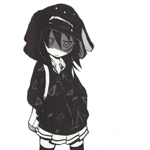 Tomoko Kuroki (Dog Hoodie)