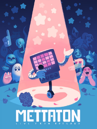 Mettaton: Live from Hotland preview