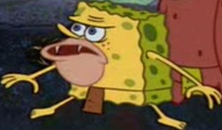 Primitive Sponge/ SpongeGar