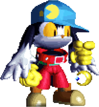 Klonoa with Moon Pendant preview