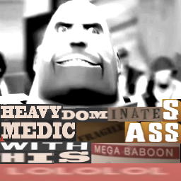 Heavy expands dong (gone sexual) Spray preview