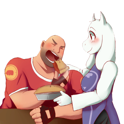 Heavy and Toriel Spray preview