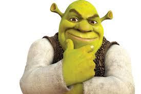 Shrek Spray preview