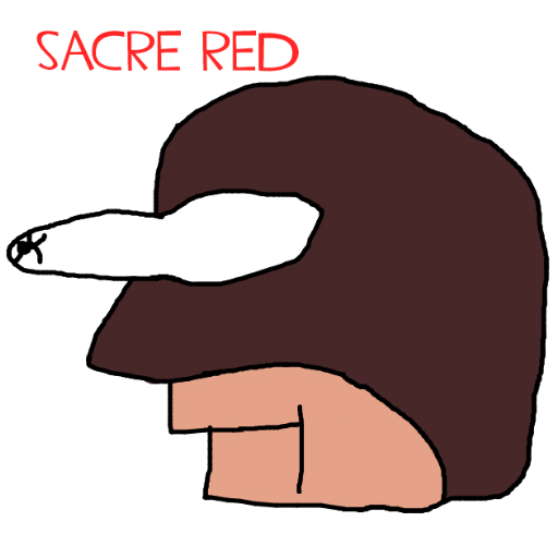 Sacre Blue (and Red!)