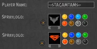 Batman and Superman Logo preview