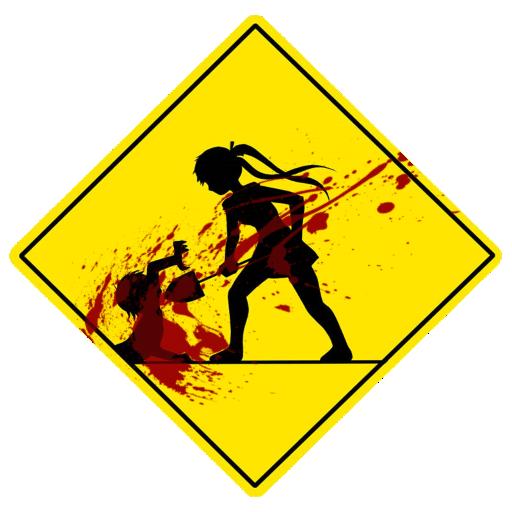 Kurumi Zombie Killing Sign Spray preview