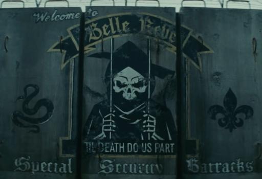 Belle Reve Prison - Suicide Squad preview