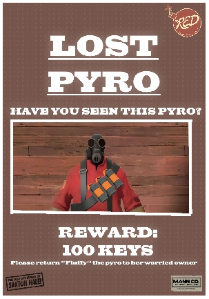 Lost Pyro preview
