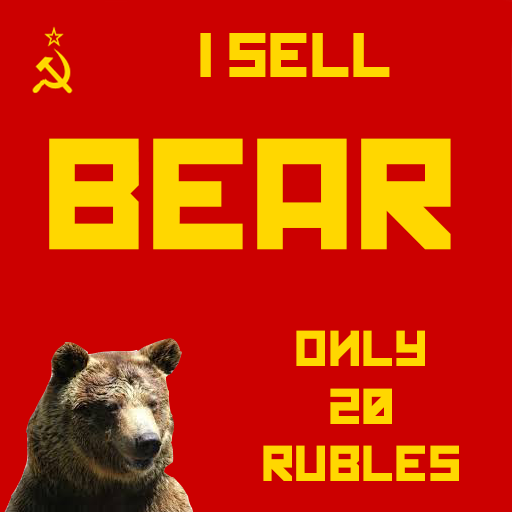 Vladimir's Own Bear Selling Spray preview