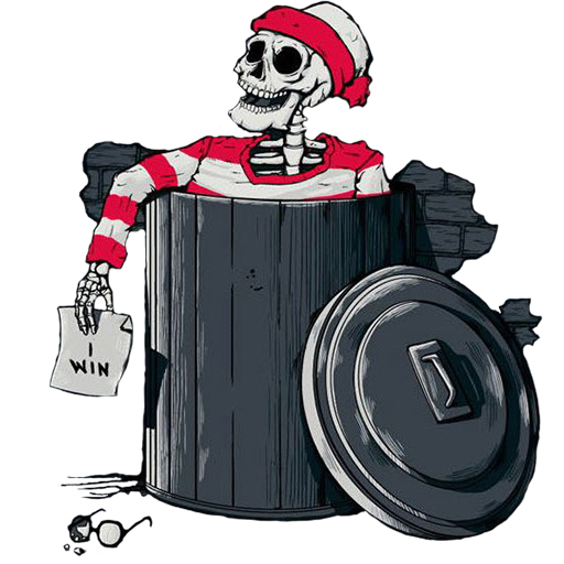 Waldo is Dead preview